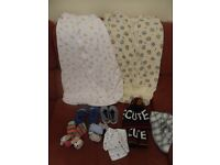 Boy's clothes bundle 6-12m