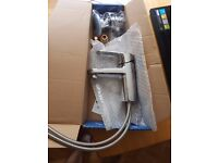 """GROHE europlus basin mixer tap Single-lever connection 1/2"""" 60£"""
