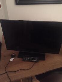"Toshiba 22"" Flat screen TV"