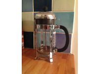 Bodum Cafetiere - almost new