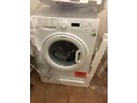 Brand new hotpoint 7kg washing machine in the box with warranty £165