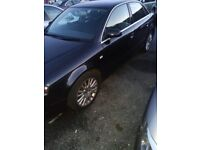 Audi A4 b7 2.0 TDI manual for spares or repair