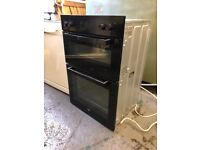 Double BEKO Electric Double oven old