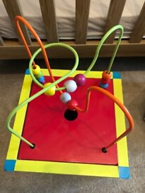 Chad Valley Play Smart Wooden Activity Centre