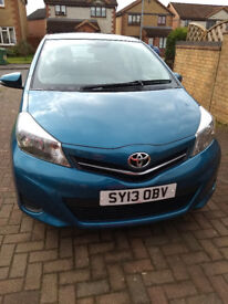 Toyota Yaris 1.33 VVT-i TR 5dr Full service history Looking for a good home