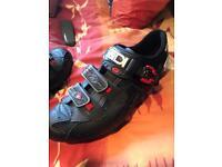 Sidi s-pro cycling shoe
