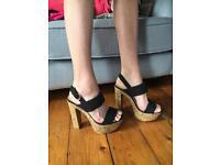 Brand new new look heels
