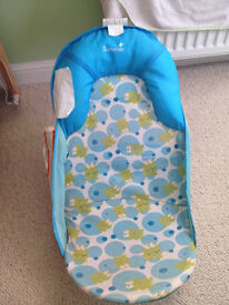 Excellent condition Baby Bather – Happy Frog