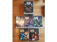 NOW REDUCED!! Star Wars - The Original Trilogy with Bonus Disc plus Episode 2 and 3 bundle