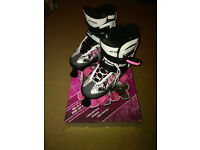 Adjustable (size 4-7) Quad Skates - Hardly Used!
