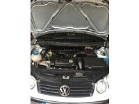Vw polo good condition