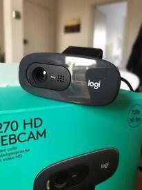 HD Logi Webcam