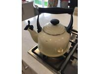 Le Creuset oven-top kettle