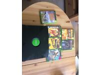 Original Xbox Console with six games