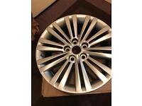 Vauxhall insignia alloy wheel