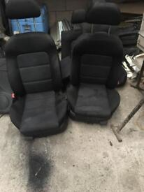Seat leon 2004 interior and door cards great condition