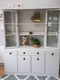 kitchen dinning room dresser upcycled
