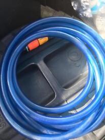 Water hose for water roll, caravan or camping etc.
