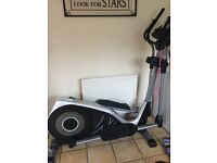 Nordic track elliptical cross trainer 3 months old