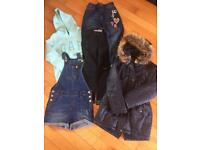 Girls clothes age 10-11 Gap, M&S, used