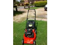 Champion lawnmower (self-propelled ) sold sold sold.