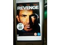 DVD REVENGE Kevin costner film