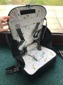Venture travel booster high chair seat