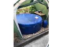Lazy spa Monaco hot tub