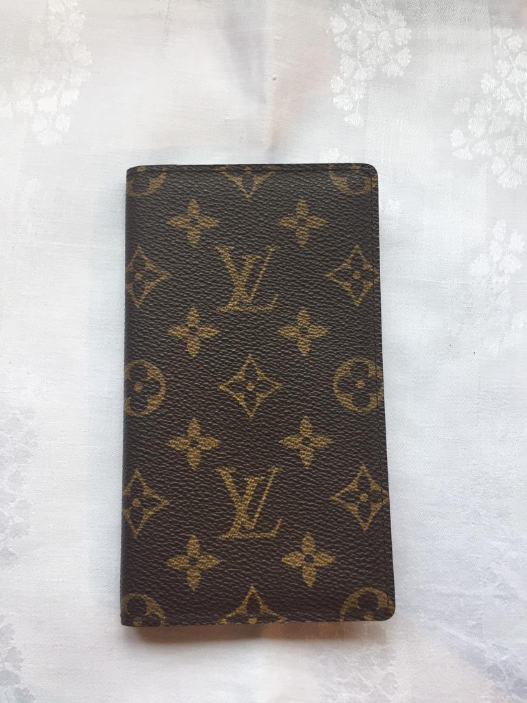 5d6106129ce Genuine Louis Vuitton Long Wallet - Monogram Canvas   in Haddington, East  Lothian   Gumtree