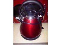 2 red kettles £2 each