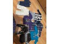 Bundle of baby clothing 3 to 6 months