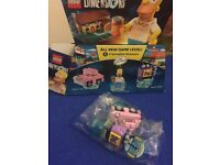 Lego dimensions the Simpson's level pack