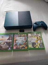 Xbox one s blue