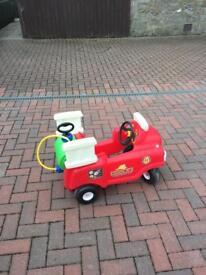 Little Tykes Fire Engine