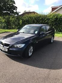 BMW 318 SE * blue * mot end of august / full service history / much loved car ❤️
