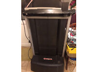 Pro form treadmill running machine used regularly in working order