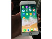 IPhone 8 plus 256 GB gold!! o2