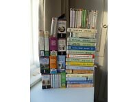Miss Read Audio Cassette Collection Approx. 34 Items About 20th. Century English Village Life .
