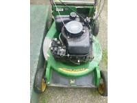 John deere petrol lawnmower ja62 spares repairs
