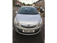 Seal argent 2012 Vauxhall ECO FLEX low milage 998cc Manuel very nice car like new