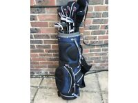Golf Clubs - Full Set including Irons, Woods and Putter plus Bag