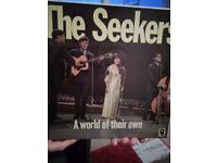 The Seekers 5 record Album.realy good condition.