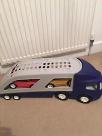 Little tikes big car transporter