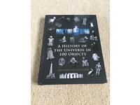 Used, Doctor Who: A History of the Universe in 100 Objects book for sale  Midlothian