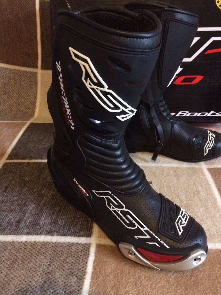 RST Tractech Evo CE Boots - Size 8 (42) - New and Boxed.