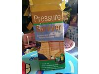 Pressure sprayer for sale