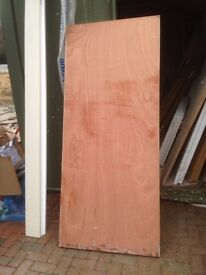 I have 3 new internal fire doors for sale. Some slight marks at bottom but otherwise ok.