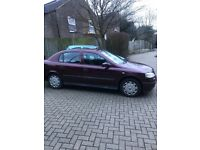 VAUXHALL ASTRA 2002 92k MILES 1.6 ONLY £350
