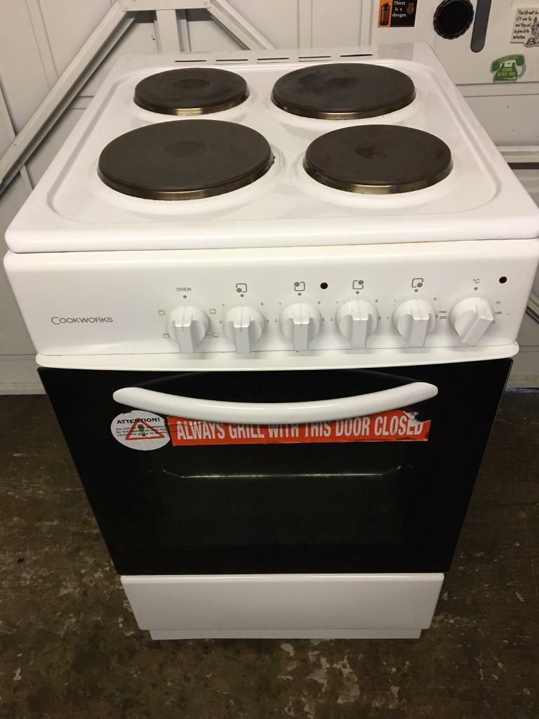 Argos Cookworks Electric Cooker In Stafford Staffordshire Gumtree Oven And Hob