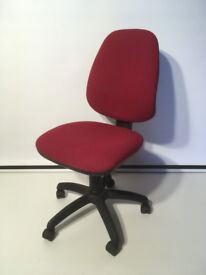 Computer chair / office furniture / Red Chair